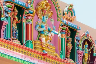 Sri Ranganathaswamy Tempel Statuen