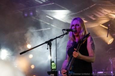 Rock Goddess Live Konzert