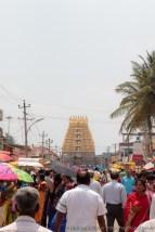 Tempelfest in Belur