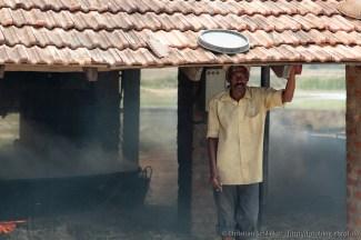 Arbeiter auf einer Zuckerplantage