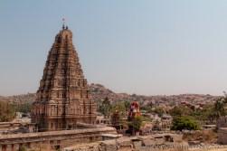Sri Virupaksha Tempel Panorama