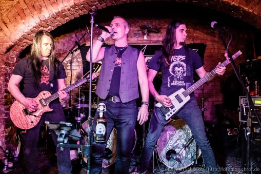 Attacktion live im Zosch