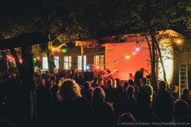 The Excorcist Berlin Swamp Fest 2018