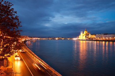 The Danube and the Parliament