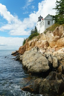 Bass Harbor Head Lighthouse, Acadia National Park, 2016