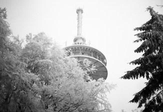 Hoherodskopf, fotografiert von Gerhard Guenther
