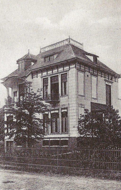 de witte villa