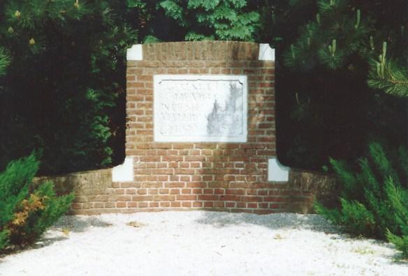 oorlogs monument (1992)