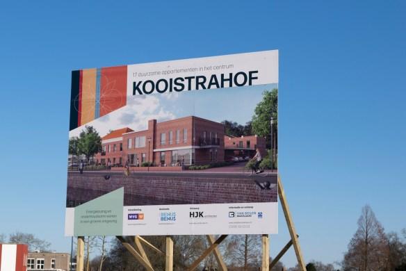Bord bouwen Kooistrahof