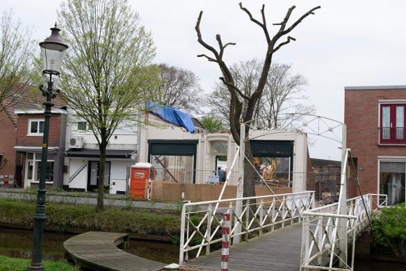 Voortgang Sloop (april 2021)