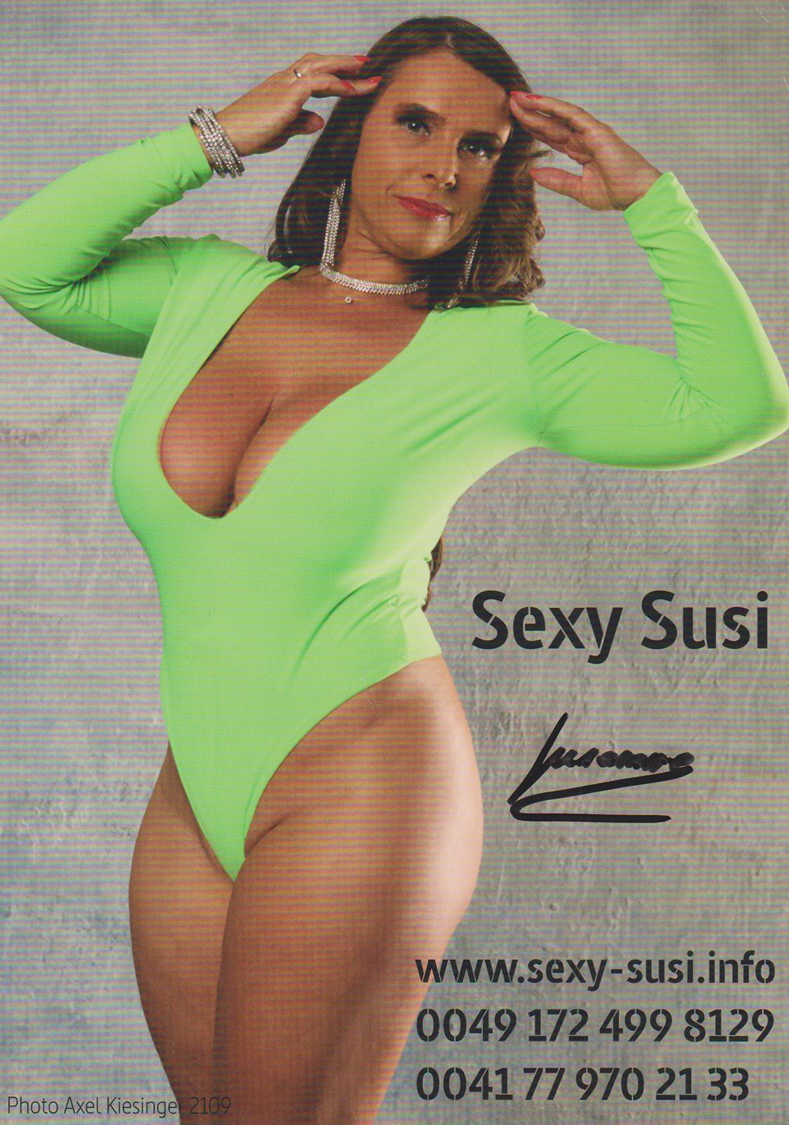 Susi sexi Sexy Susi