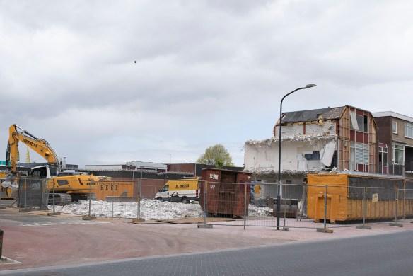 Voortgang Sloop (mei 2021)