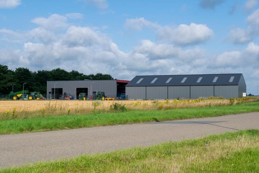 038a_Tankstation Esso Express en GroeNoord