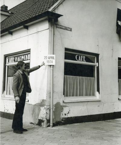 cafe harmonie 1974