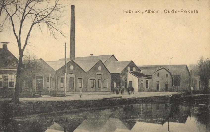 Albion Oude Pekela 1918
