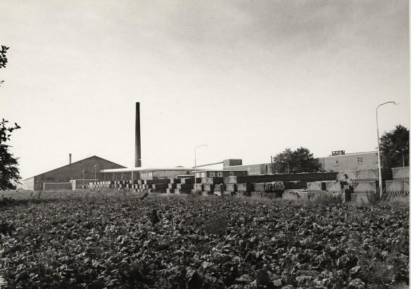Steenfabriek Strating 1974