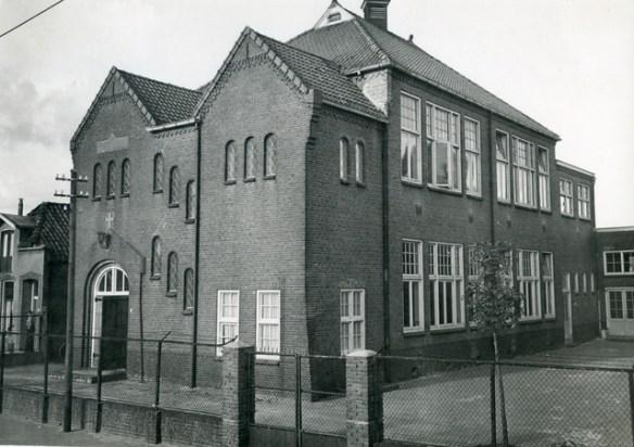 rk school kerklaan 1955