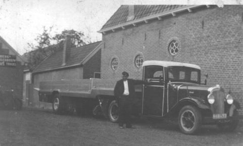 steward uit 1933