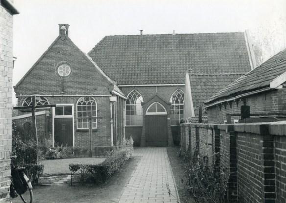 vrije evangelische kerk 1955