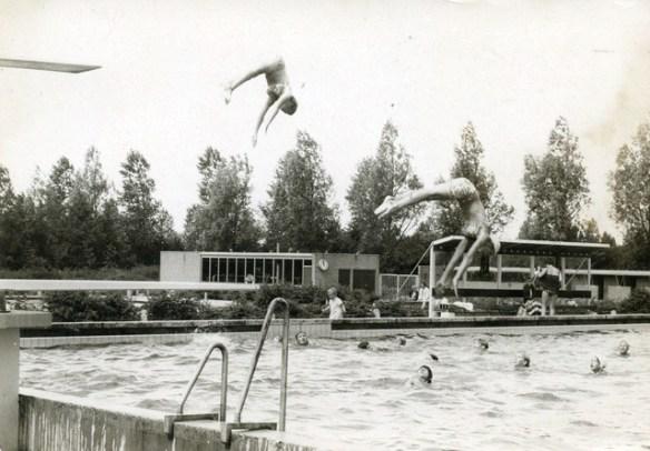 hendrik oosterhuis zwembad