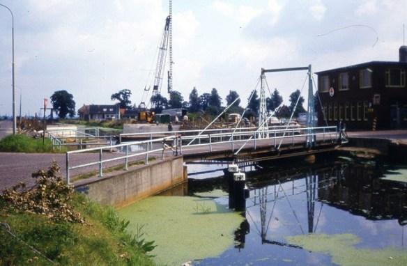 nieuwbouw brug