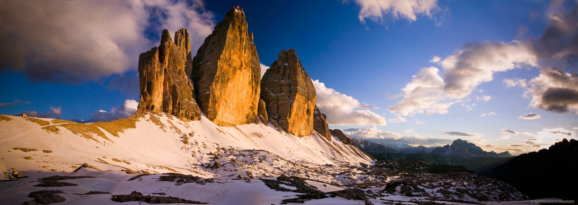 Tre Cime di Lavaredo, Dolomiti