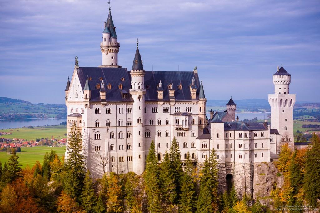 Castello di Neuswanstein Germania