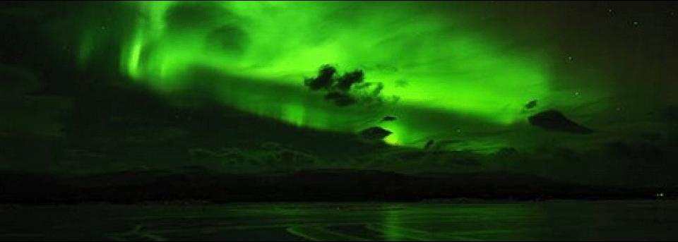 Crea goes … Noorderlicht in Tromso (Noorwegen)