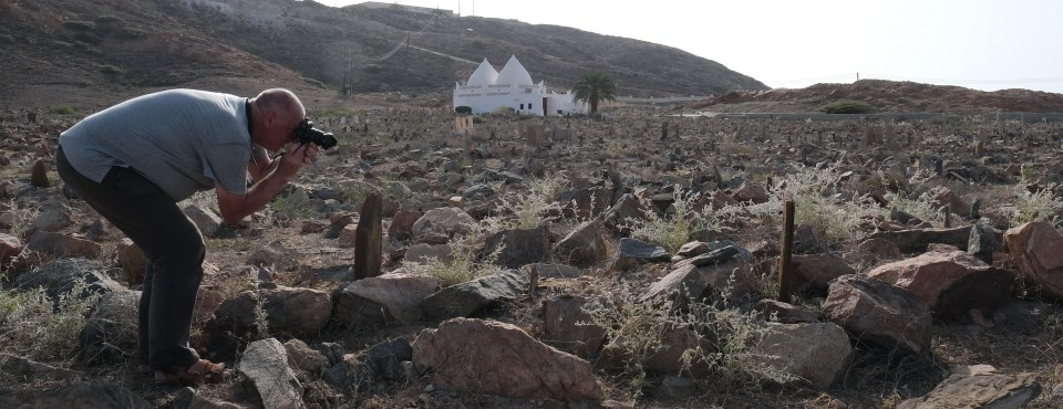 Paul Decoo was in … Oman deel 2