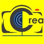Crea logo, Crea, Fotoclub, Wommelgem