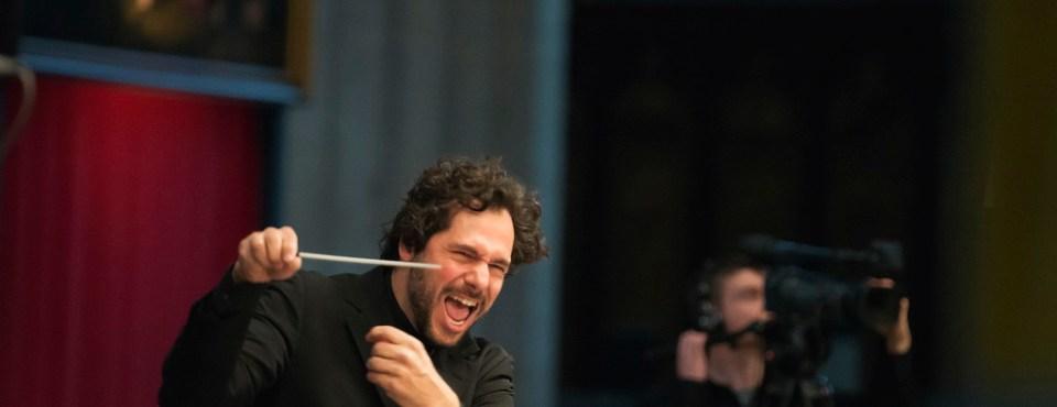 Edwin Thys – Dirigent Peter Biloen