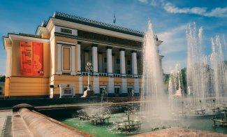 foto 79 Opera en balletgebouw in Almaty -foto Jozef Mols