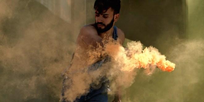 Toon Kerkmans – Dansende rook