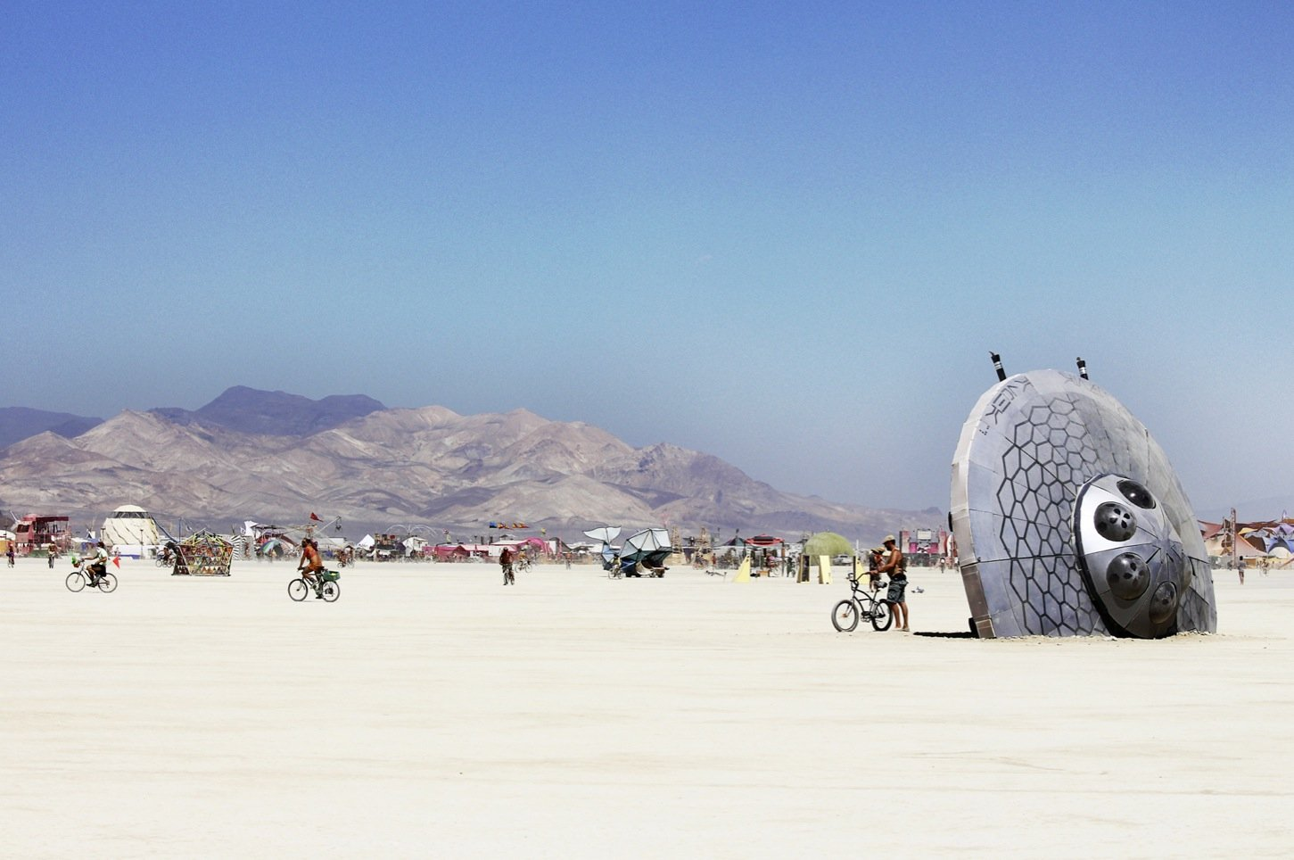 Festival Burning Man / OVLAC Photographe