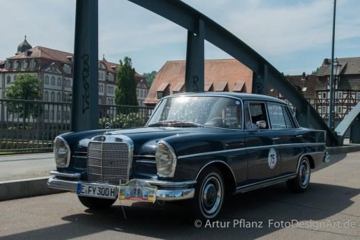 Mercedes-Benz 300 SE Heckflosse 1962