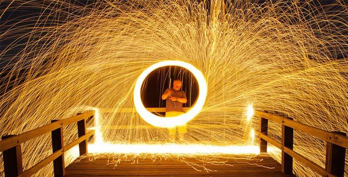 How Light Paint Nikon
