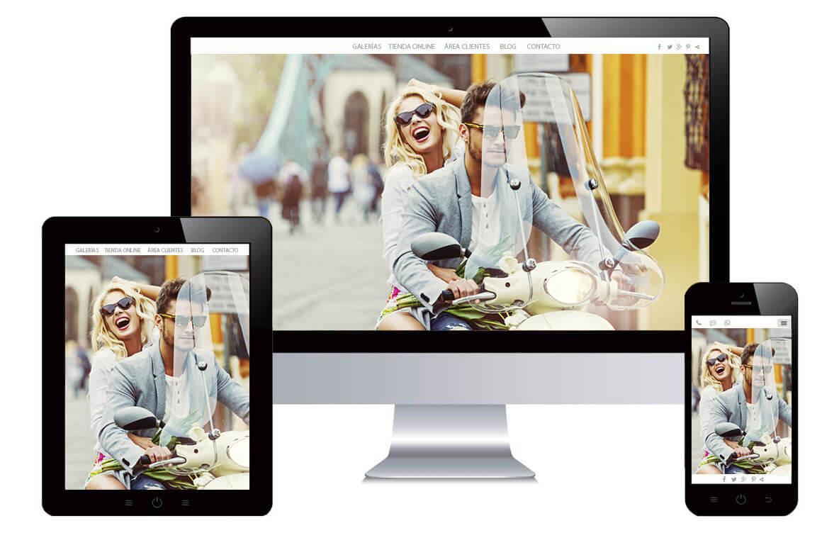 web fotografia profesional