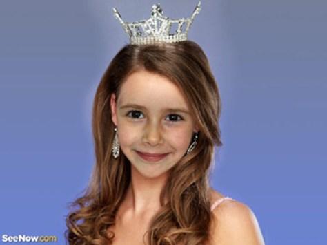 Fotomontaje Miss Universo