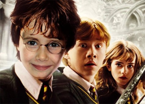 Pelicula Harry potter