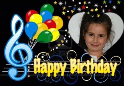 Canción de cumpleaños Happy Birthday