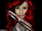Fotomontajes de Miedo. Terror Photo effects.
