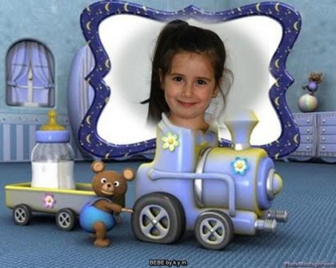 Fotomontajes para bebés