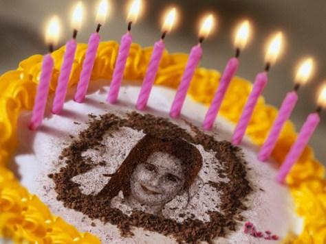Foto efectos para cumpleaños
