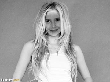 Fotoefecto Avril Lavigne