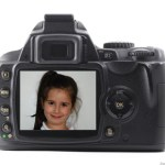 Fotomontaje cámara de fotos