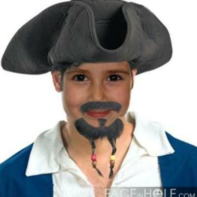 Disfraz de Jack Sparrow