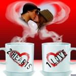 efectos de corazones