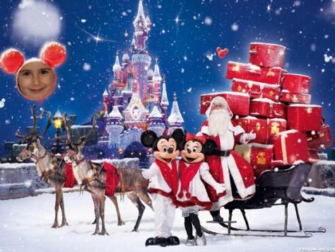 Fotomontajes Disney