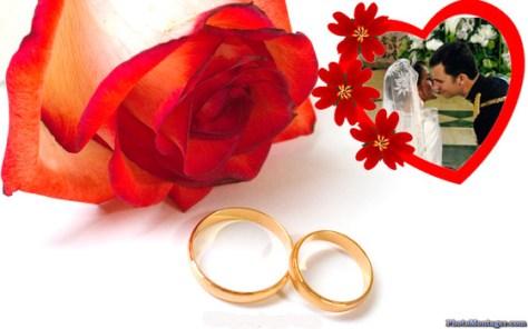 Fotoefectos de boda