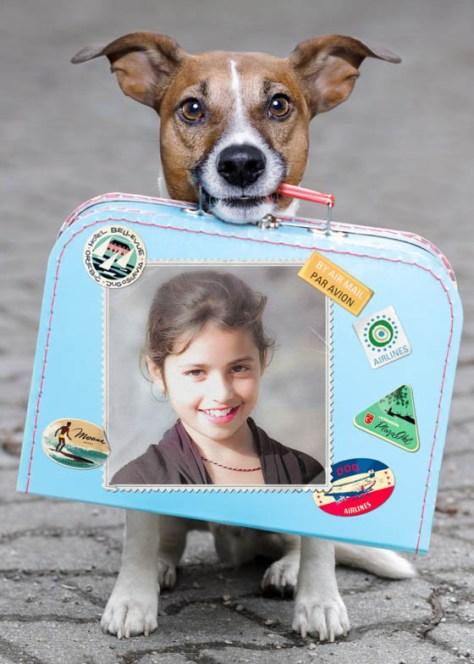 Fotoefectos online con Mascotas.